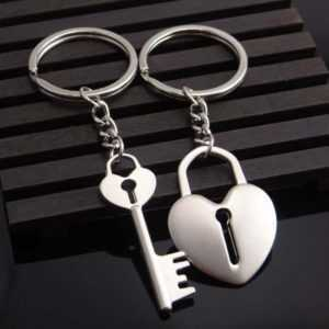 Romantic Couple Keychains – 15 Designs to choose from  Couple Keychain
