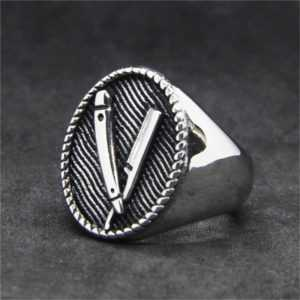 Style Cool Razor Ring
